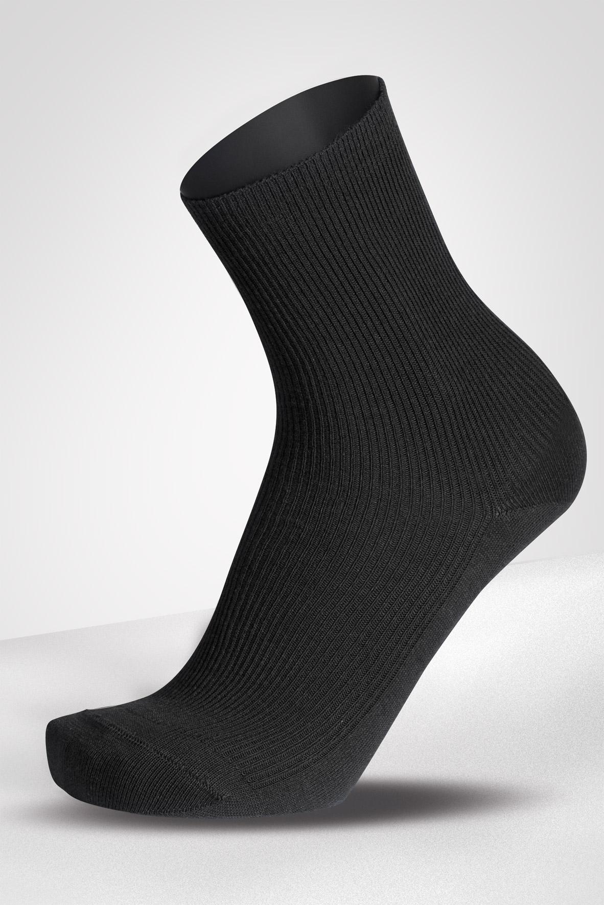 Ponožky BIO bavlna (žebrované)  ca5502c89c