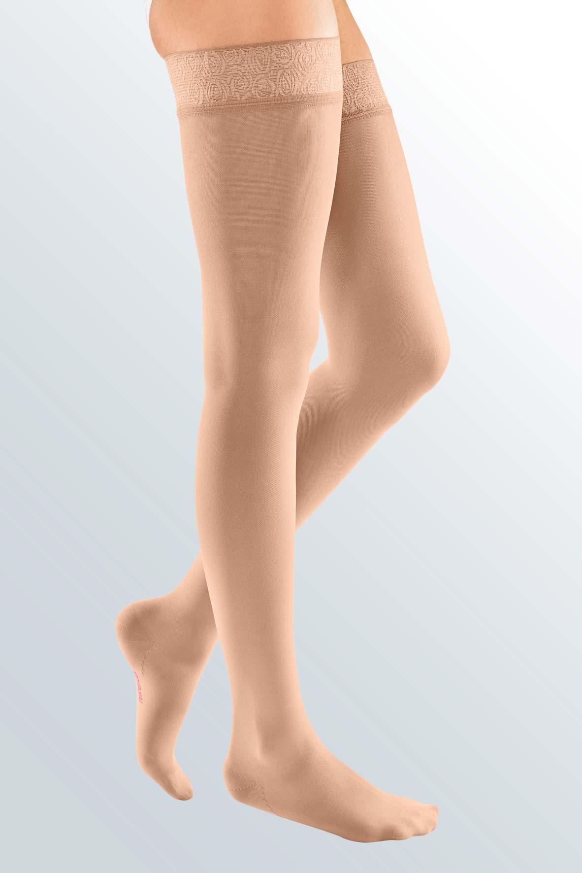 mediven elegance - stehenní punčochy (II. KT)  12806f4db8