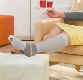 Léčba žilního bércového vředu